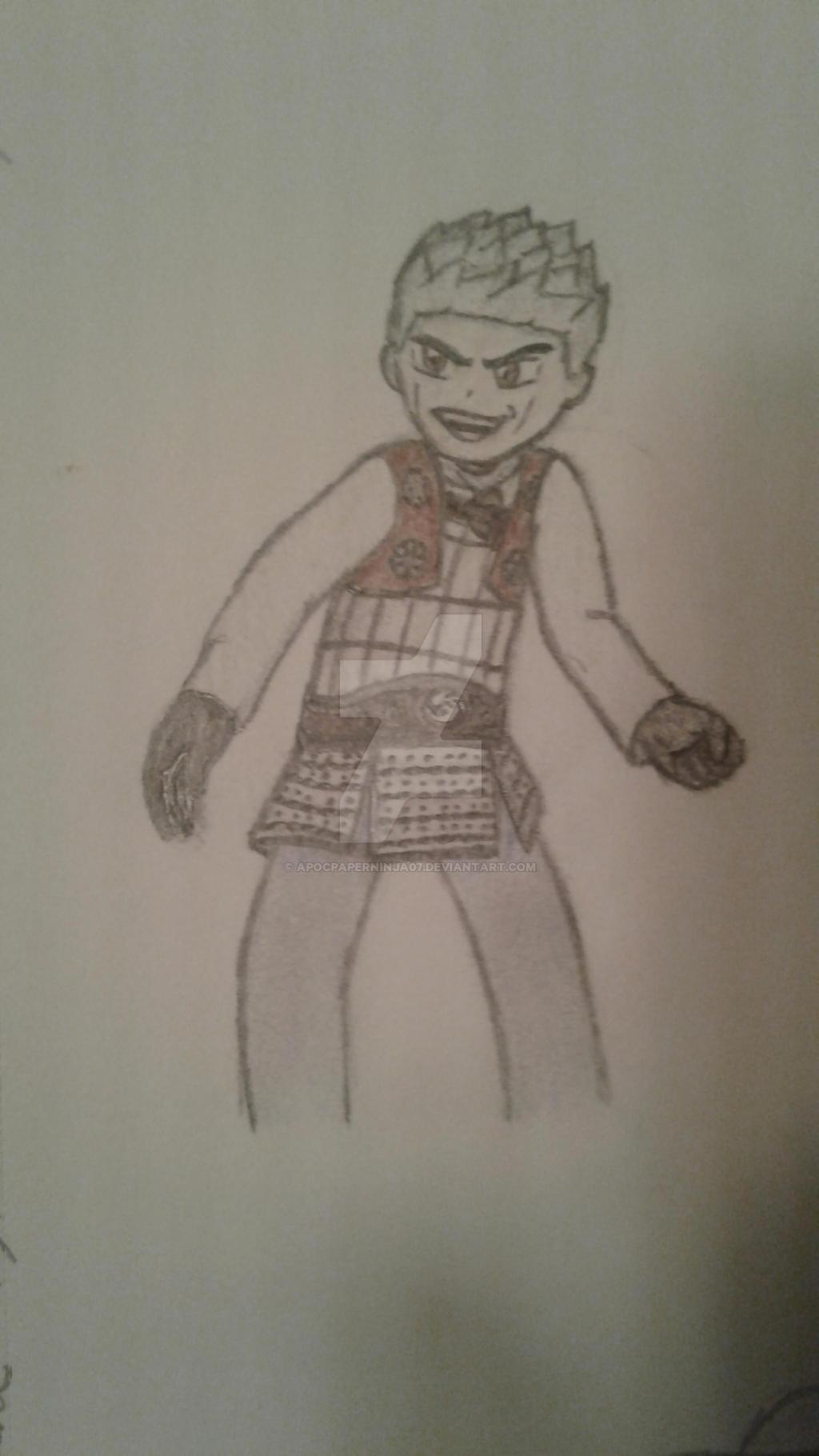 Ash, Master of Smoke by Ninja--7