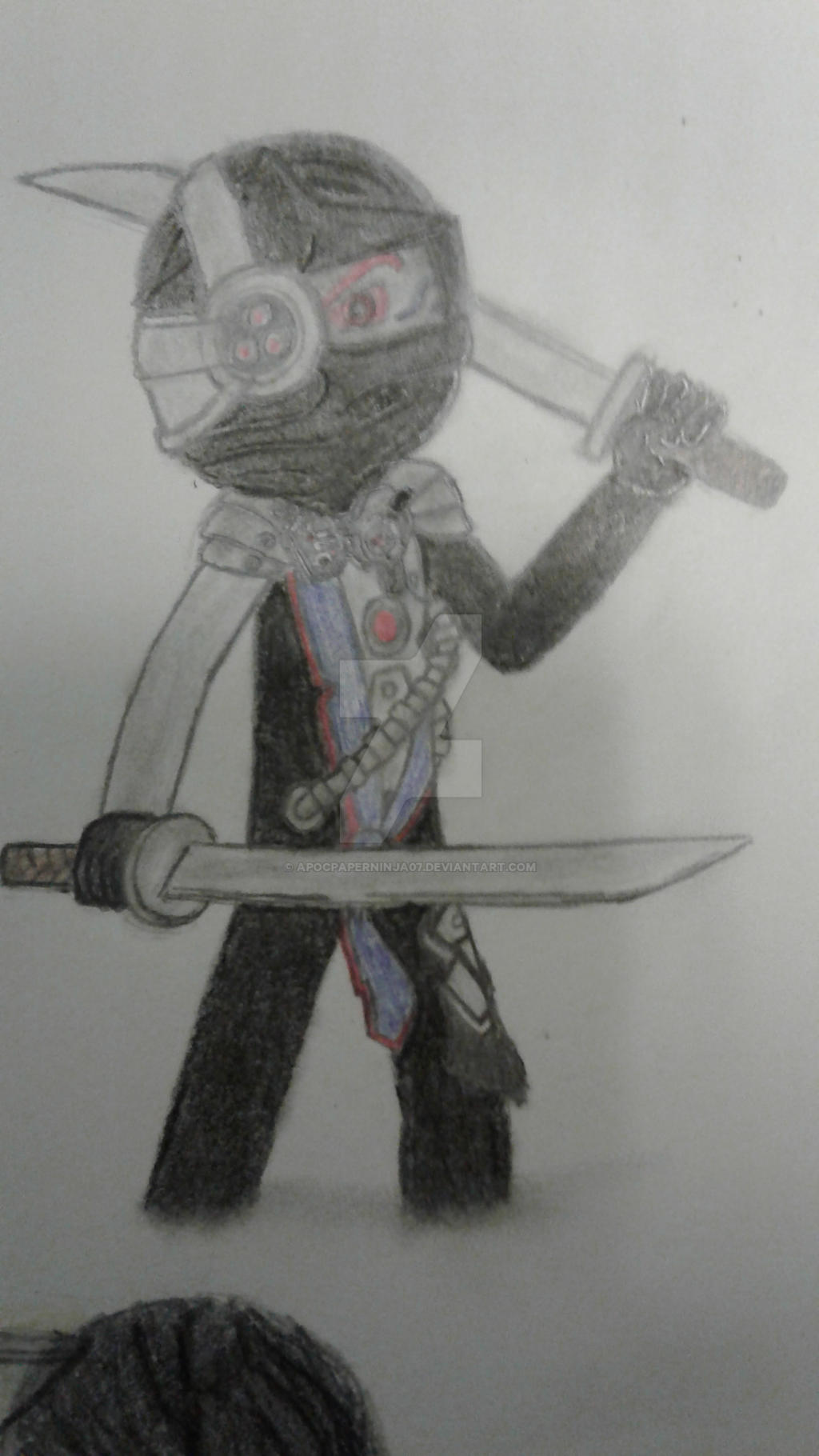 General Cryptor by Ninjago-7