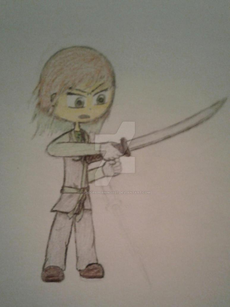 Mimi Garmadon, master of destruction by Ninja--7