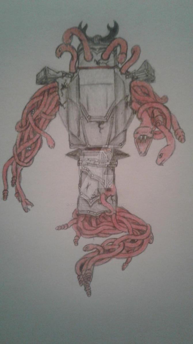 Buffmillion mech by Ninja--7
