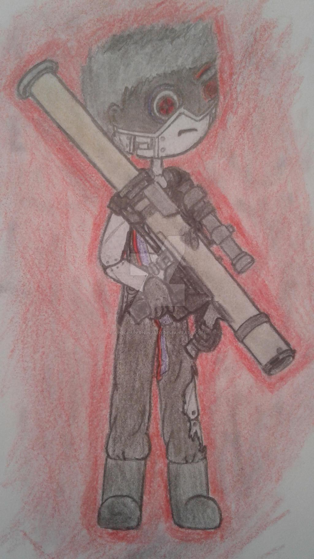 General Cryptor by Ninja--7