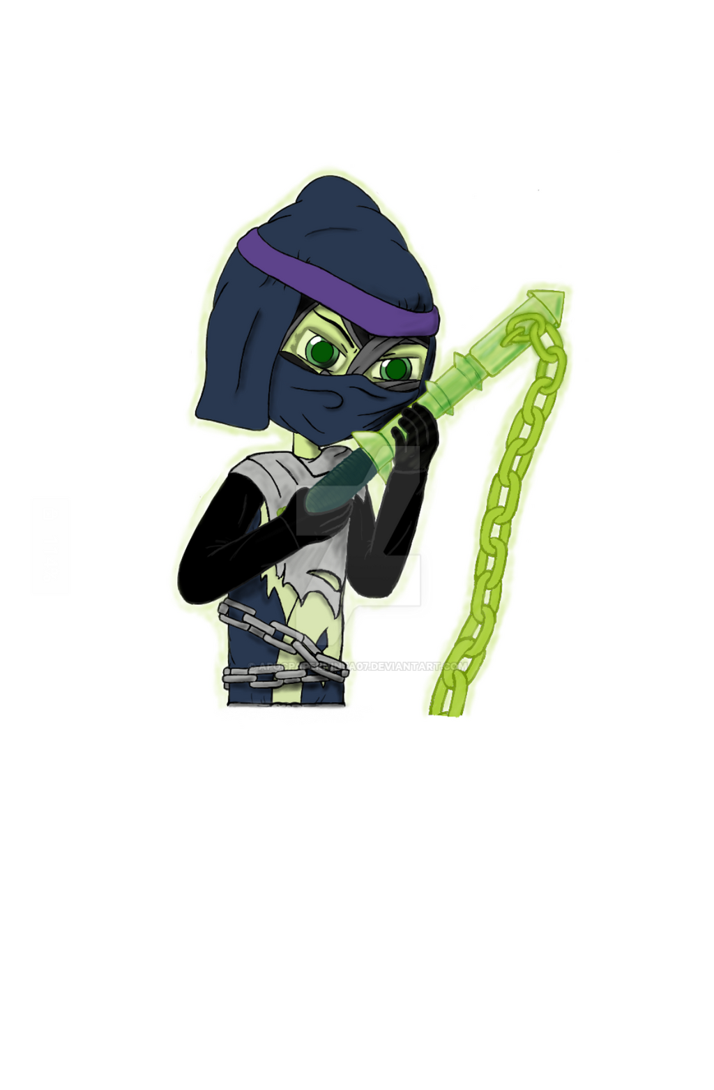 Wrayth by Ninja--7
