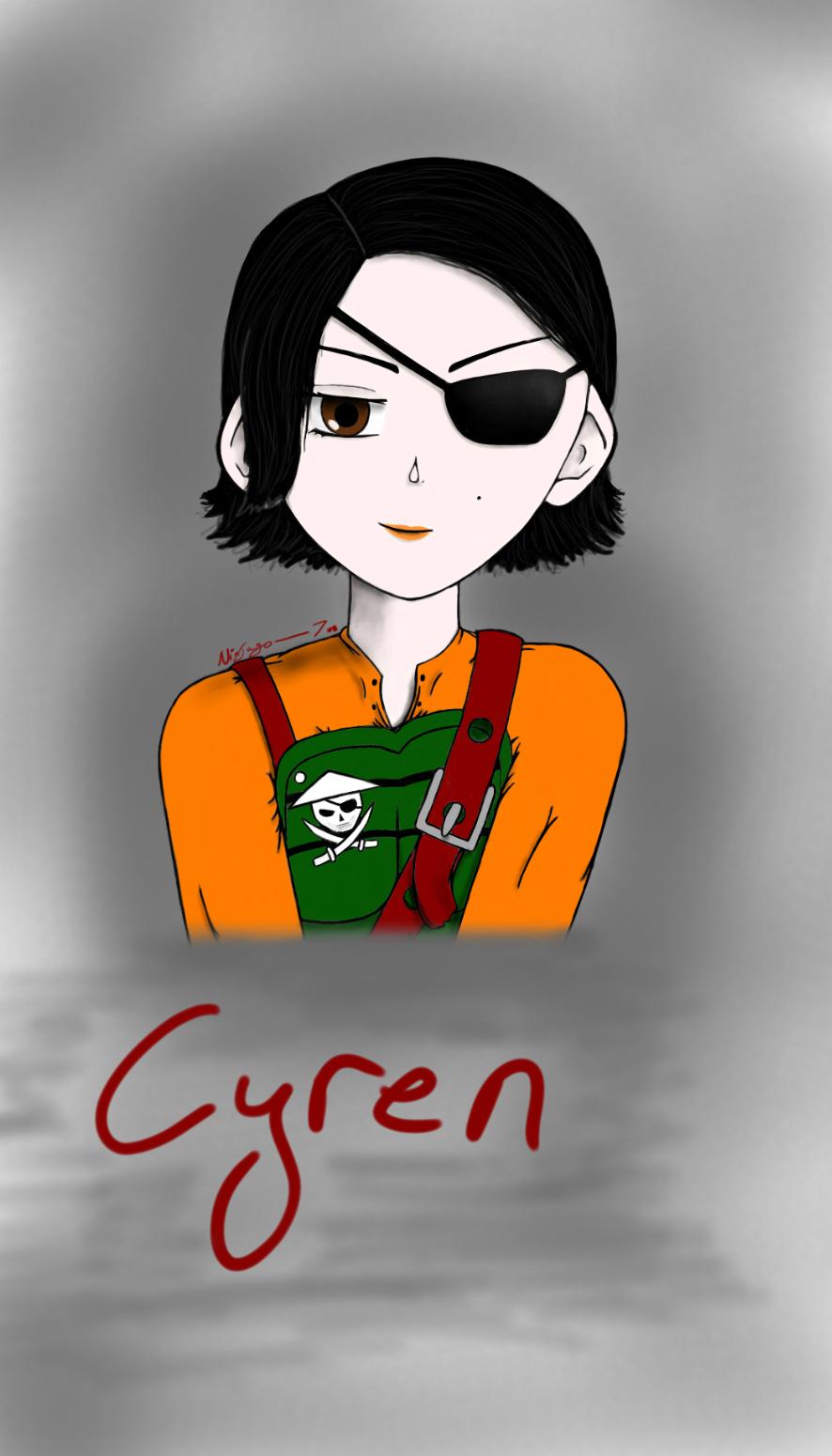 Cyren by Ninja--7