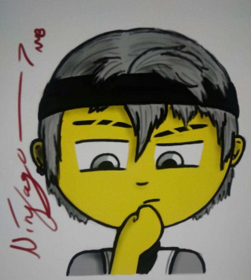 My OC, Jishaku by Ninja--7