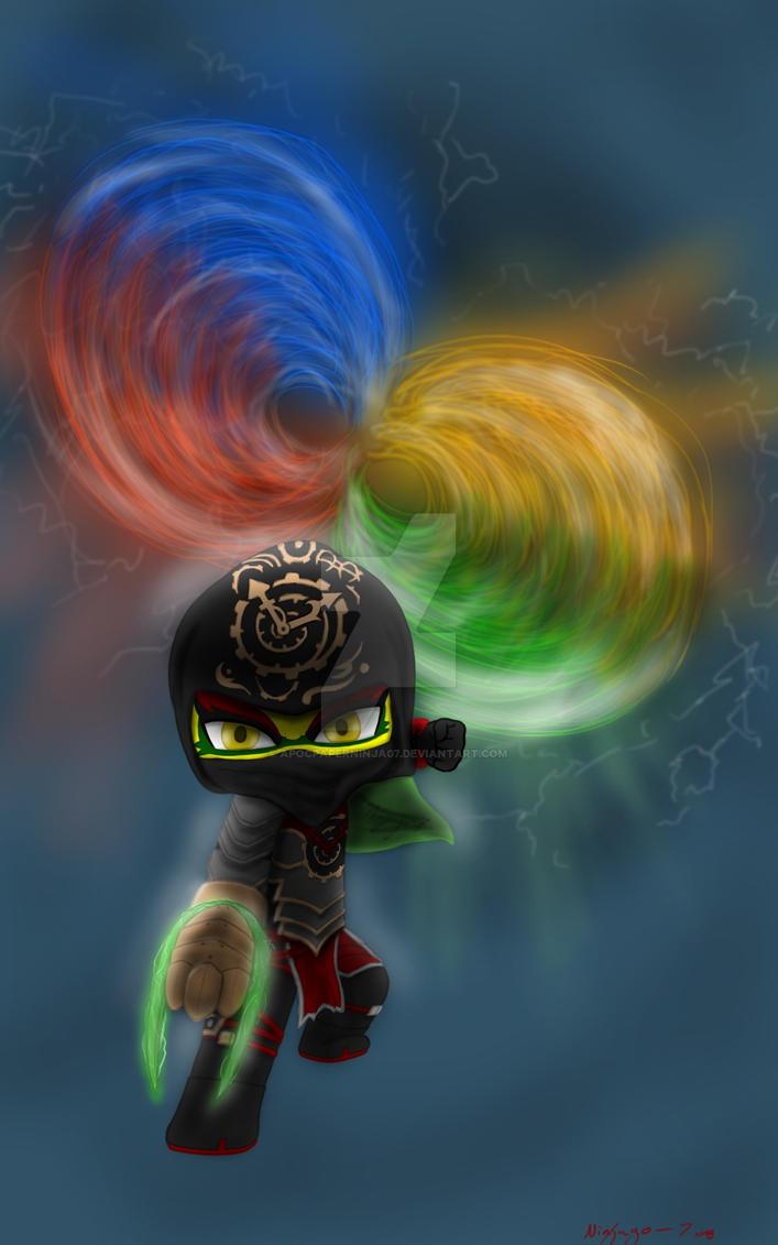 Acronix by Ninja--7