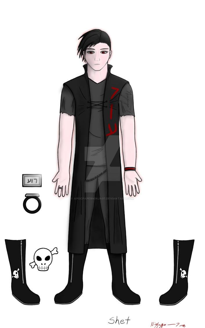 My OC, Shet by Ninja--7
