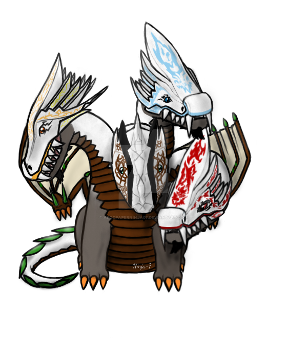 Ultra Dragon by Ninja--7