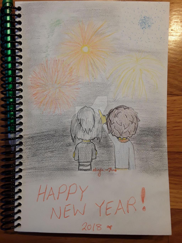 Happy New Year! by Ninja--7