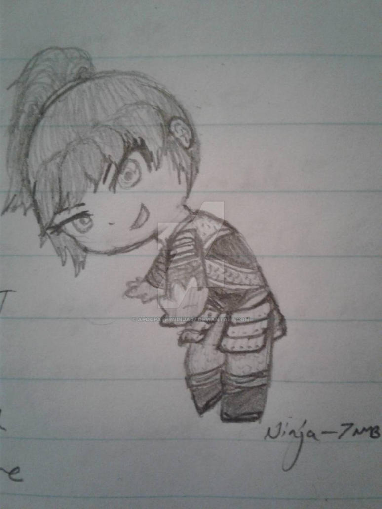 Nya by Ninja--7