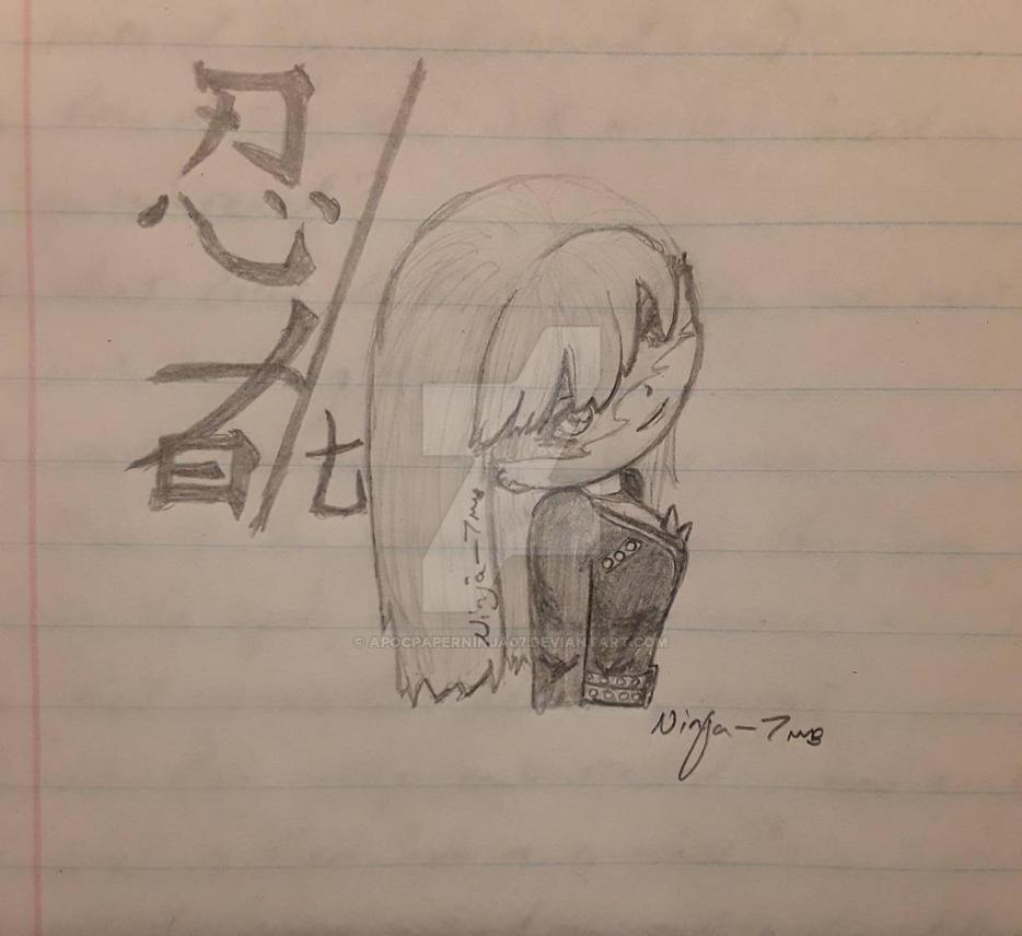 Evil Harumi by Ninja--7
