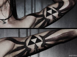 Link Tattoo by Onikage108