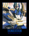 Transformers: Prime Thundetron