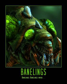 Starcraft II Baneling