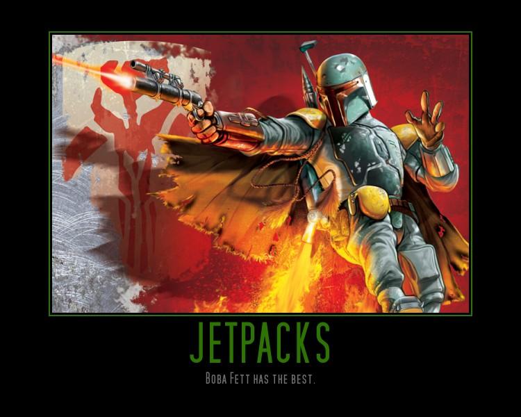 Boba Fett Jetpack by Onikage108