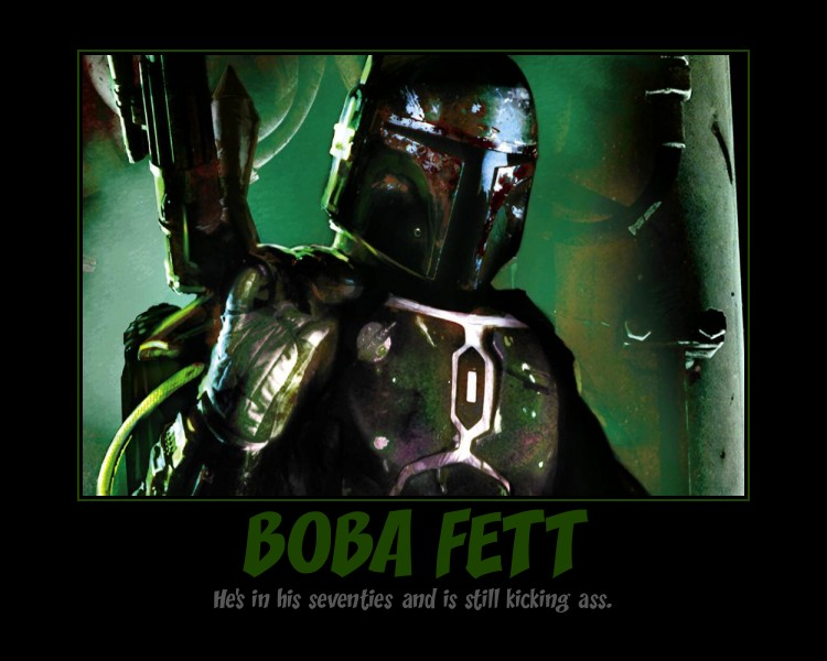 Boba Fett Bloodlines by Onikage108