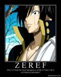 Zeref Crying