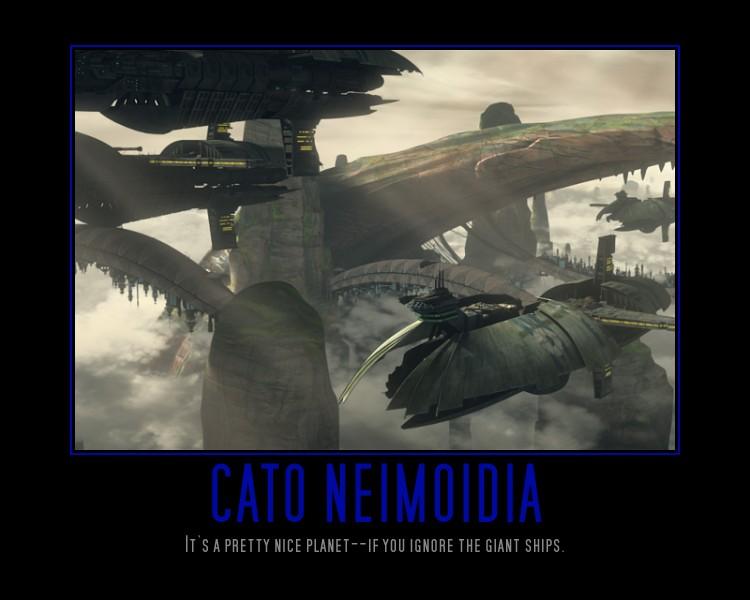 Cato Neimoidia Planet