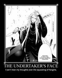 Undertaker's Face