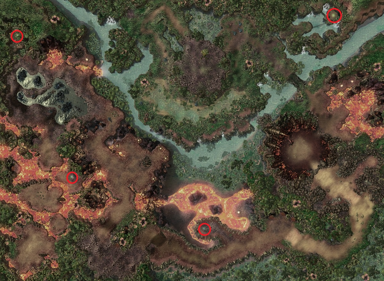 StarCraft II Heart of the Swarm Supreme Map by Onikage108 on DeviantArt