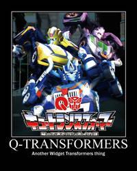 Q-Transformers Poster