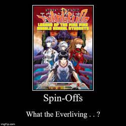 Weird(er) Eva Spin-Off