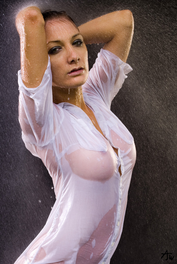 Wet Weather by modelbeeny