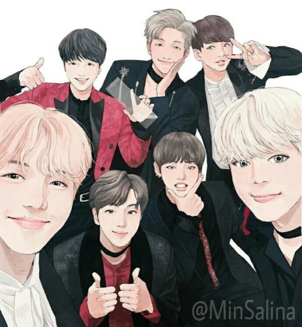 BTS by MinSalina