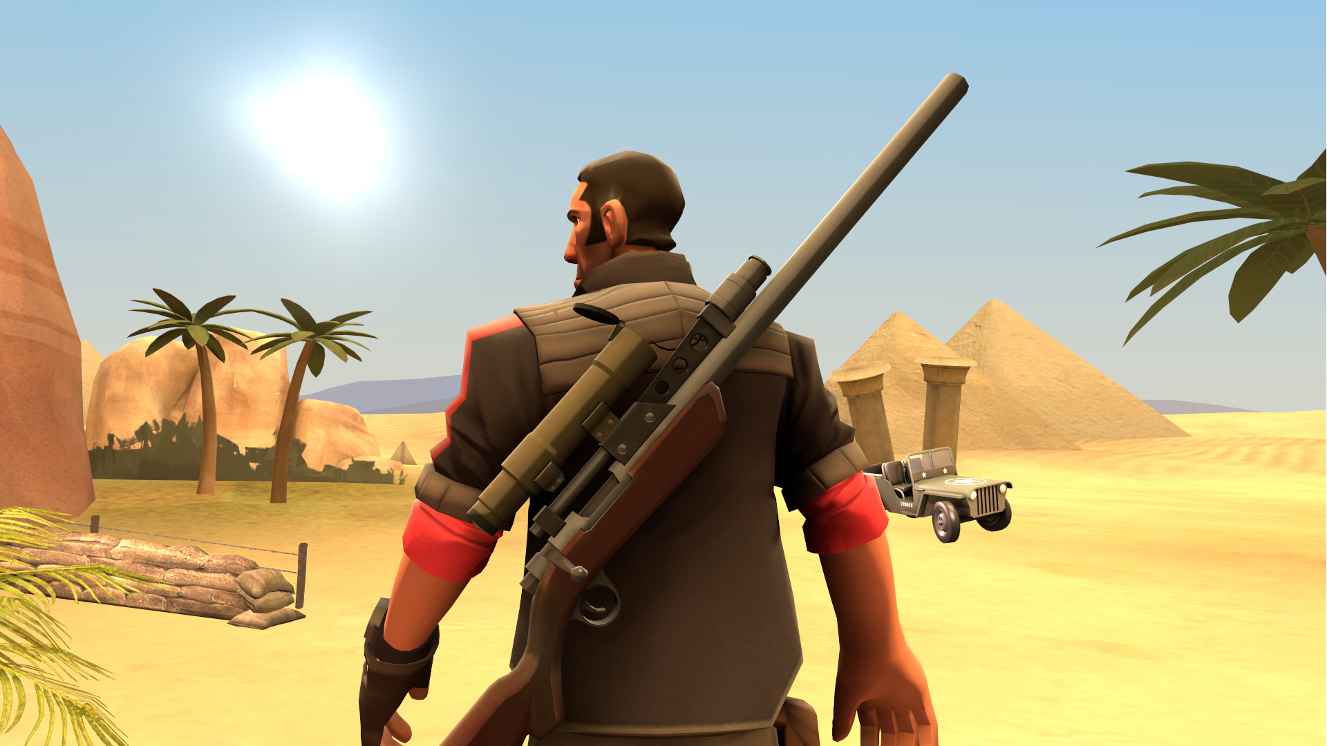 Sniper Elite 3 Wallpaper: Sniper Elite 3 By Matadorro On DeviantArt