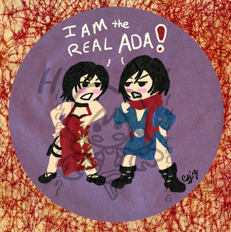 Adawong times two by hiddentalent1