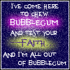 Test Your Faith by shetakaey