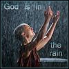 God is in the Rain by shetakaey