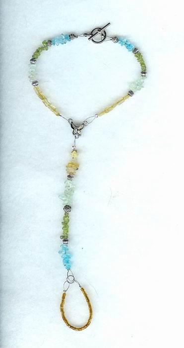XL Slave Bracelet by shetakaey