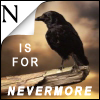 N is for Nevermore by shetakaey