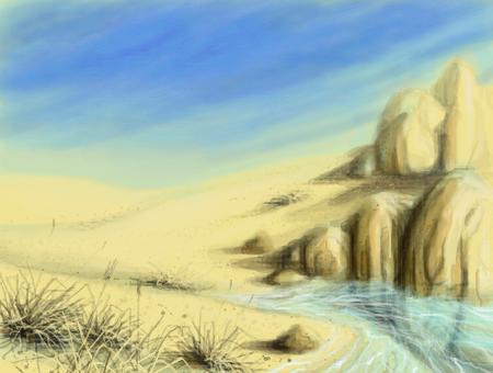~sandmanfallingout 1 Dec 2012 by Sketchbookuniverse