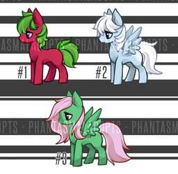 MLP Pony Adopts [CLOSED]