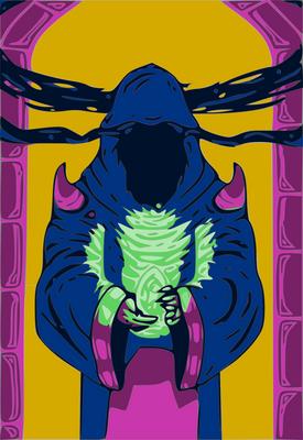 Disciple Colored