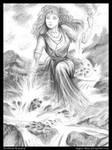 Goddess Sequana