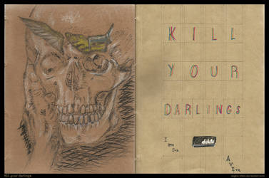 Kill Your Darlings by nagini-chan