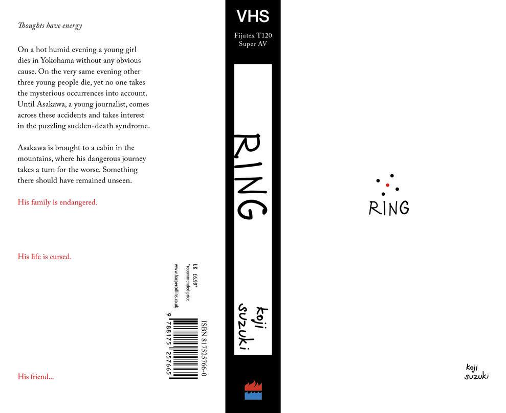 RING cover design by eva lacuskova by nagini-chan