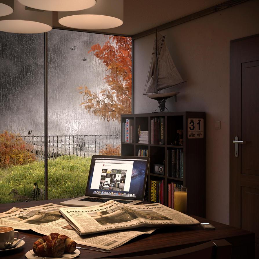 More Rain by SoleOne