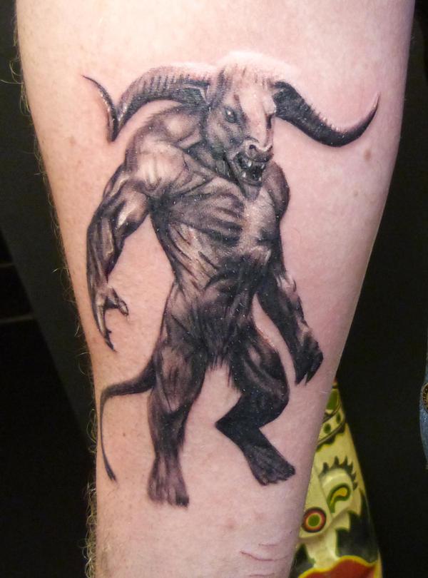Moose Tattoo Designs