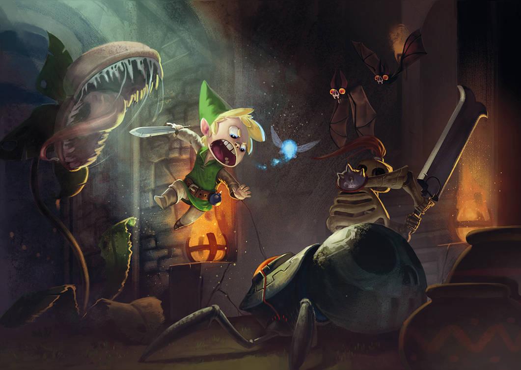 Zelda Toon!