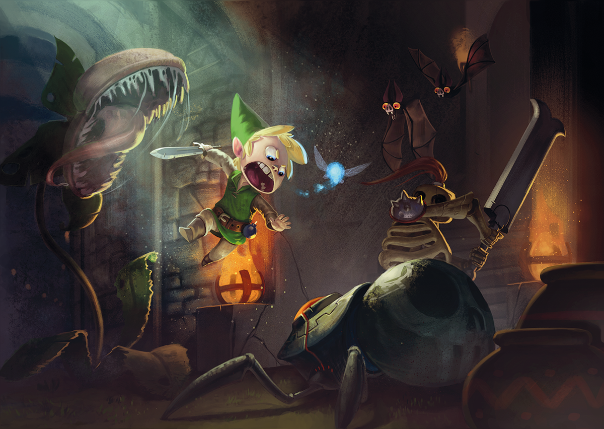 Zelda Toon! by Murfish