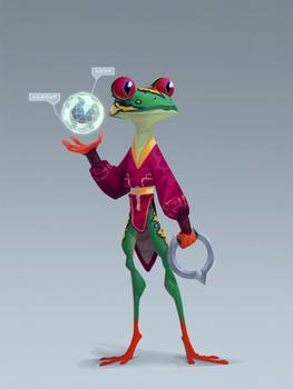 Frog explorer