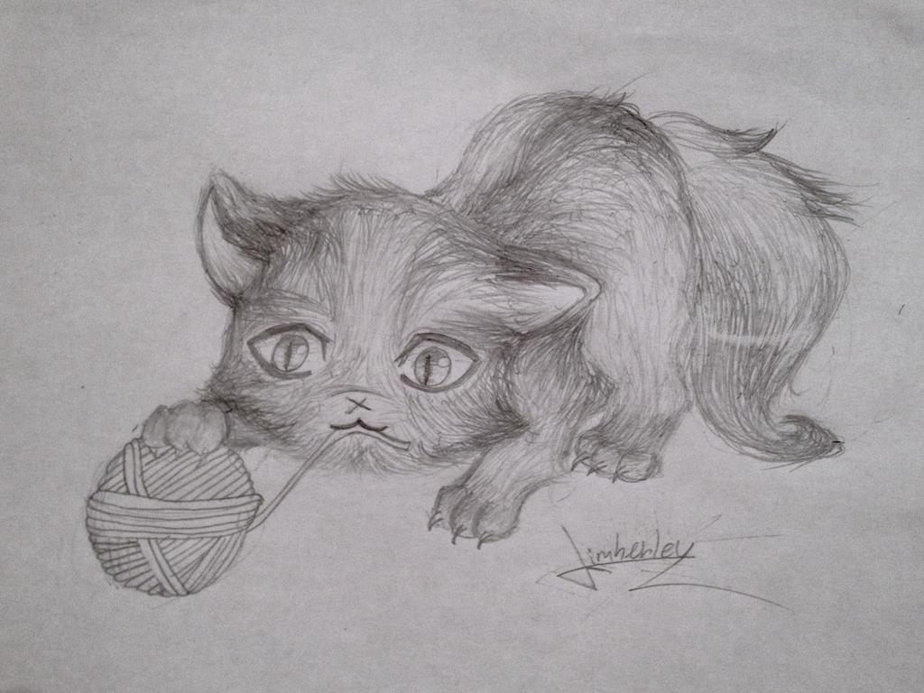 Cat by K-Ackerman