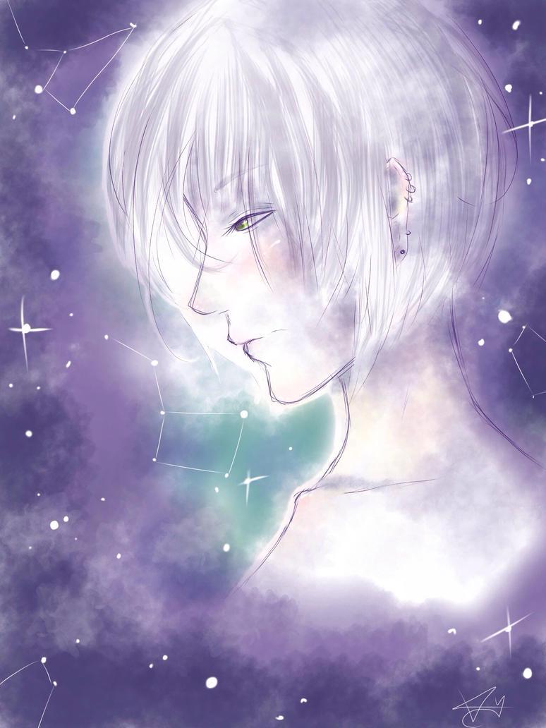 Purple dream by K-Ackerman