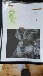 more knot studies by ravensatan