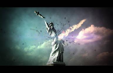 Apocalypse Now: Statue of Liberty