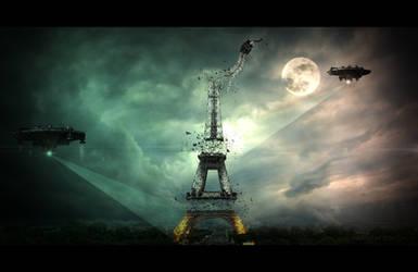 Apocalypse Now: Eiffel Tower