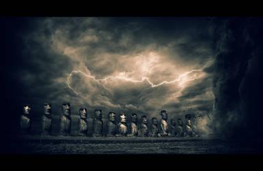 Apocalypse Now: Easter Island